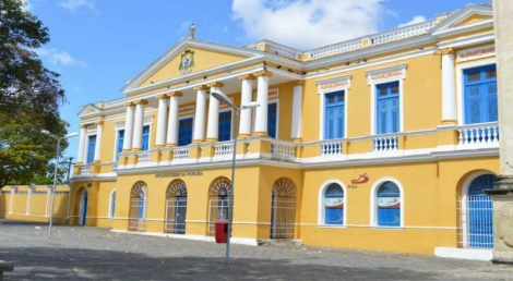 Na imagem a Arquidiocese da Paraíba
