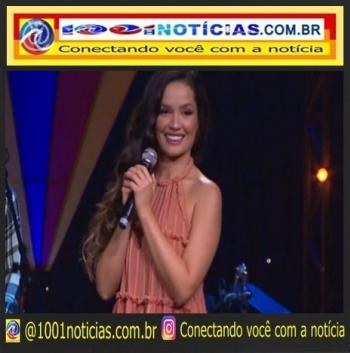 Vestido usado por Juliette em live de Gilberto Gil esgota em 24h; saiba valor