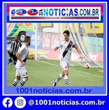 Cano comemora o gol do Vasco no clássico contra o Botafogo (Foto: André Durão)