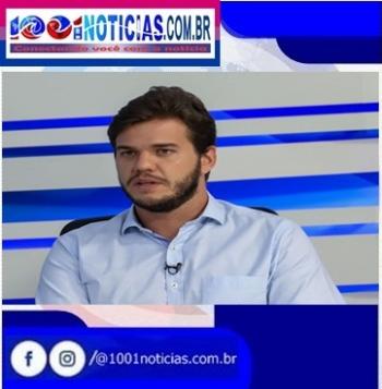 Bruno Cunha Lima (PSD), prefeito de Campina Grande, defendeu, durante entrevista, que o ex-senador Cássio Cunha Lima (PSDB) seja candidato nas eleições do ano seguinte