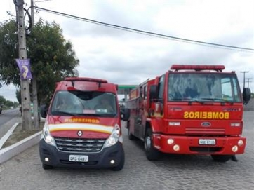 Funcionário da Emlur morre carbonizado em residência no Róger, em João Pessoa