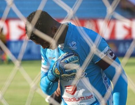 Goleiro foi expulso na partida que o Botafogo perdeu para o Bahia, por 3 a 1, pela fase de mata-mata da Copa do Nordeste