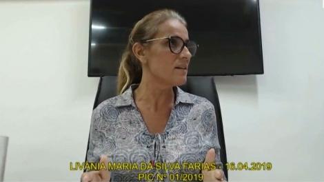 """Livânia revelou que Daniel revelou que já havia pago a parte cobrada por Ricardo a Coriolano Coutinho. Ou seja, """"Cori"""" deu um cangapé no irmão"""