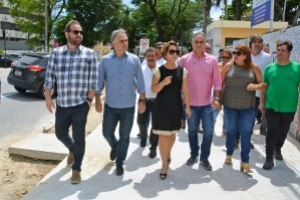 O principal corredor da Capital está passando pela maior intervenção de sua história e o prefeito Luciano Cartaxo segue acompanhando de perto as obras. Na manhã desta segunda-feira