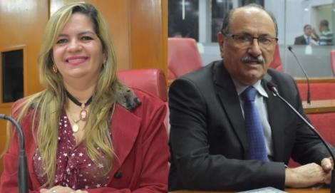 """Os vereadores Professor Gabriel e Raissa Lacerda ambos do PSD devem  deixar a legenda na """"janela"""" que se abre em breve"""