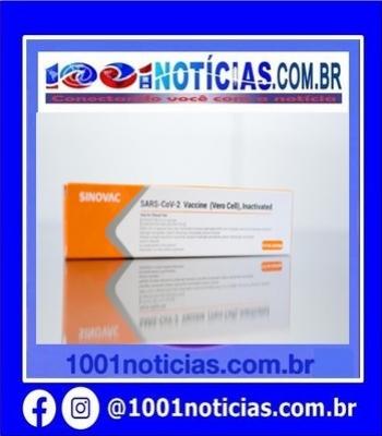 Vacina Coronavac – (Foto: Divulgação)
