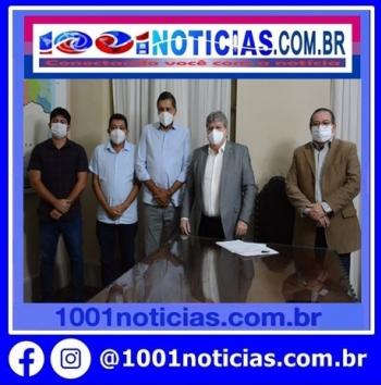 O prefeito de Lagoa de Dentro, Zezinho da Rapadura, anunciou, nesta segunda-feira (17), sua filiação ao Cidadania  -  Foto Divulgação