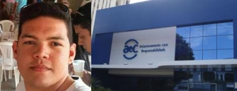 Funcionário da AeC passa mal durante atendimento no telemarketing e morre vítima de AVC, em João Pessoa