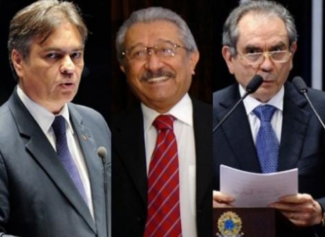 Bancada da Paraíba vota pelo não afastamento de Aécio Neves no Senado