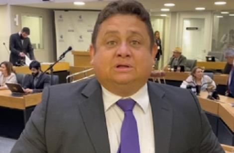 Wallber Virgolino (Patriotas) reafirmou disposição em disputar o pleito deste ano à Prefeitura Municipal de João Pessoa e afirmou e a candidatura ao cargo é irreversível