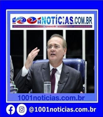 """""""Trocar ministro do TCU para tentar driblar a inconstitucionalidade do que foi aprovado pelo Congresso é absurdo"""", escreveu Renan no Twitter. (Foto: Fotos Públicas/Arquivo)"""