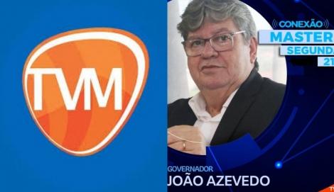 Conversas de whatsapp vazadas mostram que grupos planejavam esperar o governador João Azevêdo para protestar na frente da TV Master