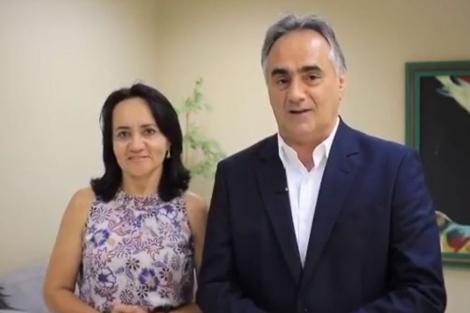 """Luciano Cartaxo e Edilma Freire declaram neutralidade no 2º turno em João Pessoa: """"Candidatos não representam ideais do PV"""""""