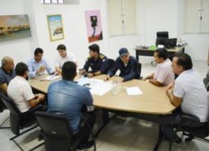 O acordo salarial foi consolidado em reunião, na tarde desta terça-feira (18), no Paço Municipal com representantes do Sindicato da categoria