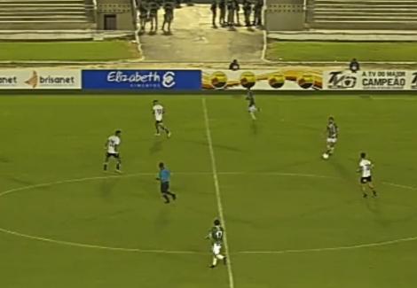 Botafogo empatou com o Sousa, em 1 a 1. O jogo aconteceu no estádio Almeildão em João Pessoa, nesta quarta feira, as 20h15, pelo Campeonato Paraibano, quarta rodada, jogo atrasado