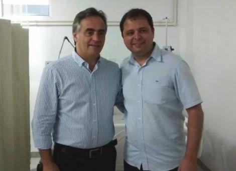 Luciano Cartaxo nomeia o ex-vereador Marmuthe Cavalcanti para a superintendência  adjunta do IPM