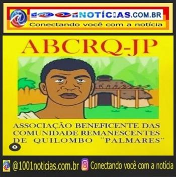 RECONHECIMENTO  -  Associação Beneficente das Comunidades Remanescentes de Quilombo