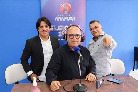 Pesquisa será apresentada no programa Arapuan Verdade (Foto: Divulgação)