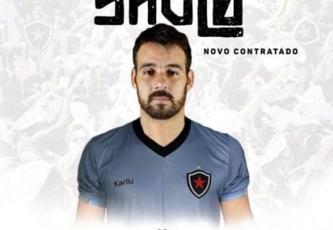 Botafogo-PB contrata goleiro ex- Figueirense para temporada de 2018