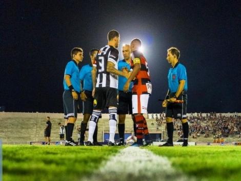 O Botafogo-PB foi a Campina Grande enfrentar o Campinense, no Estádio Amigão, na noite desta quarta-feira (20), em partida atrasada da 3ª rodada do Campeonato Brasileiro, e saiu de lá com a terceira vitória consecutiva na competição