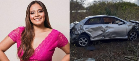 A jovem seguia para o município de Barra de Santa Rosa no momento do acidente quando perdeu o controle do veículo que dirigia e acabou capotando por diversas vezes