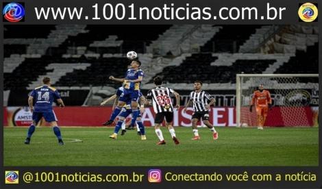 Atlético-MG x Boca Juniors (Foto: Staff Images / CONMEBOL)