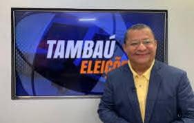 O candidato à Prefeitura de João Pessoa, Nilvan Ferreira (MDB) participou hoje de entrevista na TV Tambaú