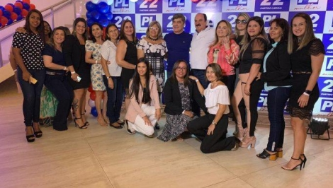 O diretório do Partido Liberal de João Pessoa passou a ser comandado por Rebecka Ferreira, filha do vereador licenciado e secretário de Ciência e Tecnologia do Município, Durval Ferreira