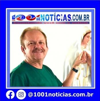 Empresário estava internado há dias em hospital particular de João Pessoa. (Foto: Reprodução/redes sociais)