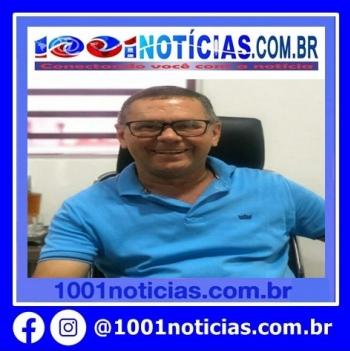 Roberto Refrigeração, novo 1º suplente do DEM na cidade de Lucena