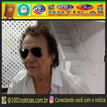 João Gonçalves tinha 85 anos (Foto: Reprodução Facebook)