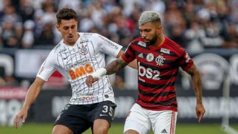 Flamengo tem clássico com o Botafogo no Maracanã, e o Corinthians pega o Fortaleza no Castelão. CLIQUE AQUI e veja a tabela do Brasileirão