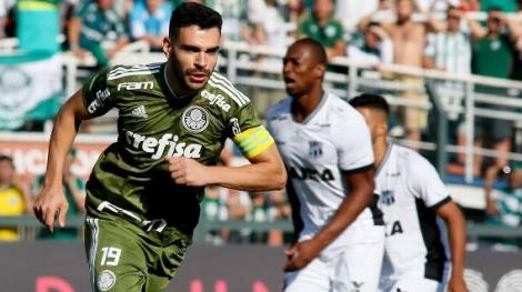Palmeiras bate Ceará com 2 de Bruno Henrique, vence a 5ª seguida e embala antes de pegar Boca e Fla