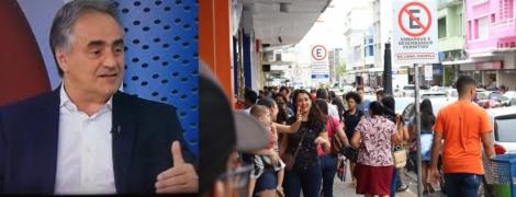 O presidente da Câmara de Dirigentes Lojistas de João Pessoa (CDL/JP), Nivaldo Vilar, afirmou nesta sexta-feira (20) que o prefeito Luciano Cartaxo garantiu que o comércio da Capital não será fechado