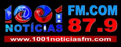 WEB RÁDIO  -  1001 Notícias FM muda Layout de site e estreia em março  nova programação ao vivo