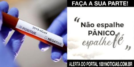 Secretarias estaduais de saúde contabilizam 1.201 infectados em todos os estados do Brasil.