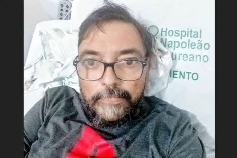 Marcello Piancó morreu neste domingo (Foto: Reprodução)