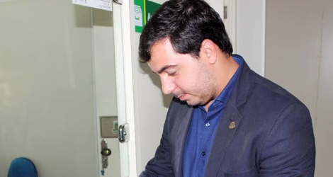 A 4ª Vara da Justiça Federal em Campina Grande manteve, na tarde desta quinta-feira (22), a prisão do vereador de Renan Maracajá