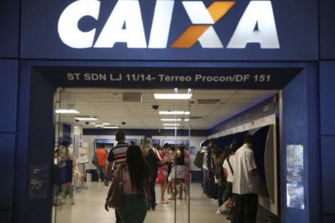 Caixa tem horário ampliado para saques (Foto: José Cruz/Agência Brasil)