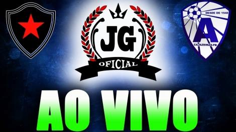 Após vitória no Sertão, Botafogo-PB  enfrenta o Atlético líder do Grupo B do Paraibano com transmissão da 1001 Notícias FM/CBN