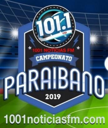 Três jogos abrem sétima rodada do Paraibano neste sábado com transmissão da 1001 Notícias FM/CBN
