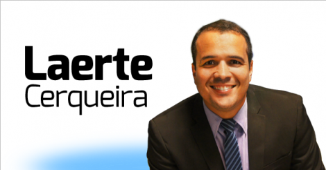 Jornalista Laerte Cerqueira deixa Rede Paraíba de Televisão