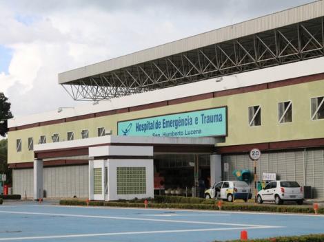 virgens de tambaú Mulher desmaiou e foi encaminhada ao Hospital de Emergência e Trauma de João Pessoa (Foto: Divulgação)