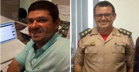 Os alvos da operação são o coronel do Bombeiros José Carlos de Souza Nóbrega e o empresário Diego da Silva Castro, proprietário da DC Engenharia. Os alvos são investigados por participarem de um esquema de propina para liberação de alvarás.
