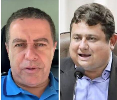 O pré-candidato do Solidariedade para prefeito de João Pessoa, João Almeida, soltou o verbo contra o pré-candidato Wallber Virgolino (Patriotas), nesta terça-feira