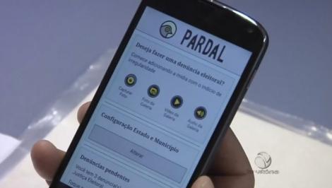 No próximo sábado (26) entrará no ar o aplicativo Pardal, criado pela Justiça Eleitoral para receber denúncias da sociedade sobre irregularidades em campanhas eleitorais