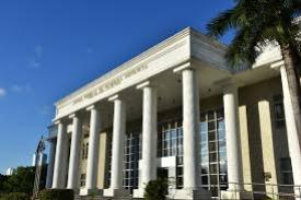 Sede da Justiça Federal em Primeira Instância, em João Pessoa (Arquivo)