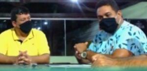O vereador e presidente da Câmara Municipal do Conde, Litoral Sul do estado, Carlos Manga Rosa (PTB) fez na noite desta quinta-feira (25) gravíssimas denúncias contra a prefeita do município Márcia Lucena (PSB)