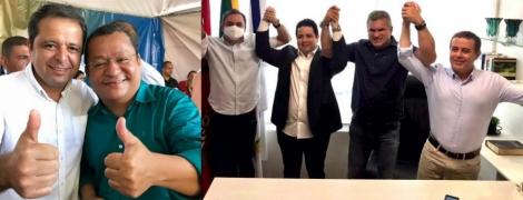 Marmuthe Cavalcanti fez anuncio de seu apoio à candidatura de Nilvan Ferreira no segundo turno das eleições em João pessoa