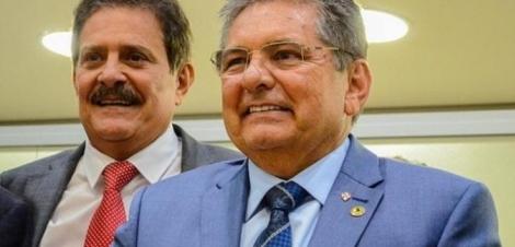 O deputado estadual Tião Gomes (Avante) lançou, nesta quinta-feira (25), o nome do presidente da Assembleia Legislativa da Paraíba (ALPB), Adriano Galdino, ao Senado Federal em 2022